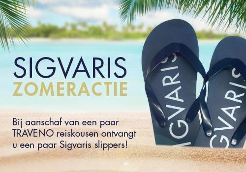 SIGVARIS zomeractie!